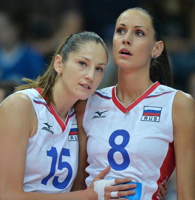 科舍列娃和冈察洛娃