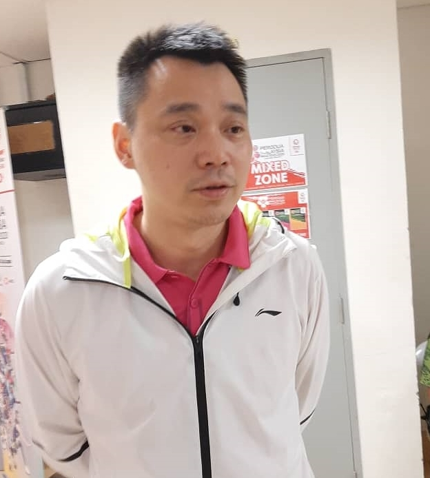 夏煊澤認同目前桃田賢斗是東京奧運會男單奪冠大熱門