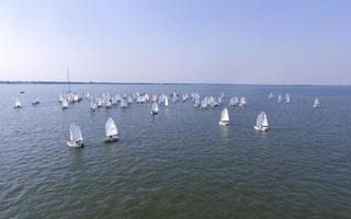 中国帆船联赛盛大起航