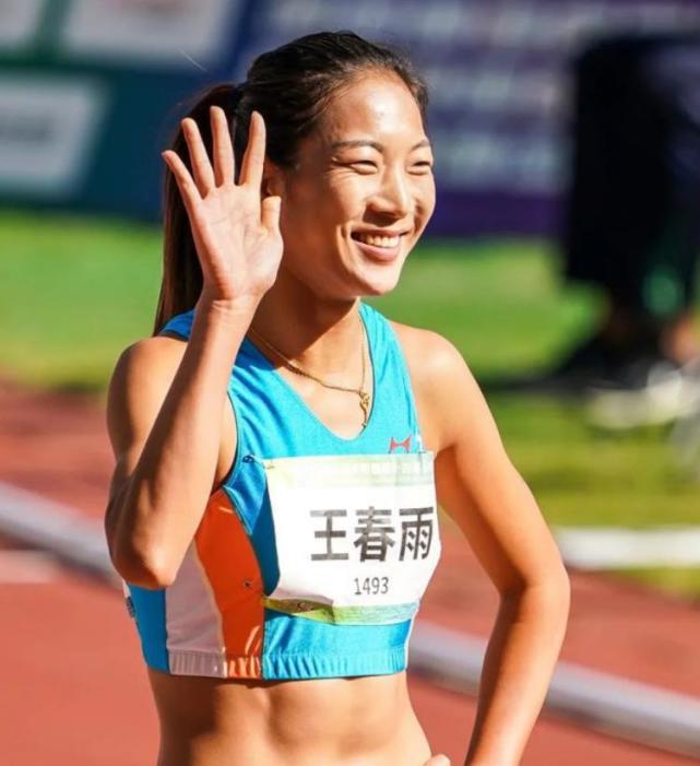 王春雨两天三枪400米摘银 还想拿下1500米冠军