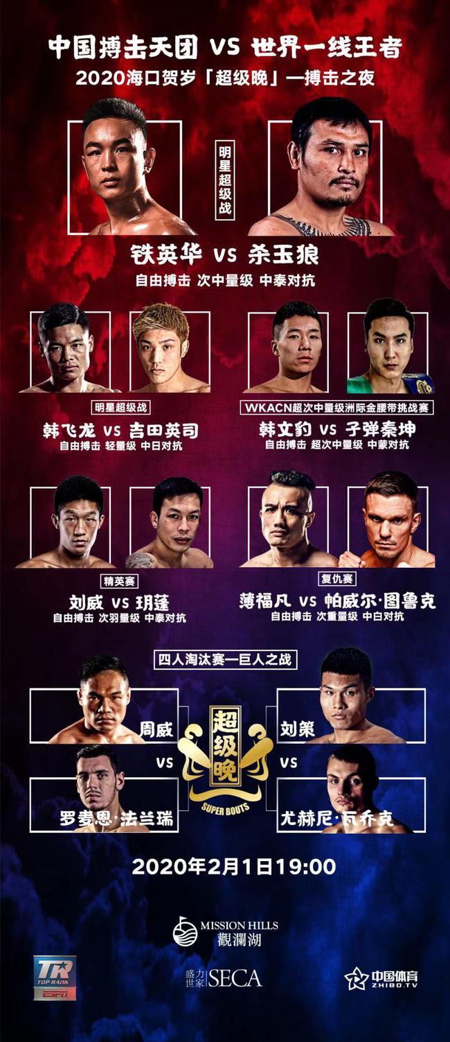 中国最强搏击战队集结完毕!迎战世界一线拳手,谁能笑到最后?