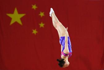 袁守龙:国家蹦床队强化体能先导全力备战奥运