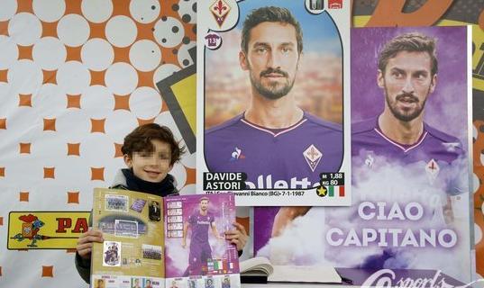 佛罗伦萨联赛举行特殊活动