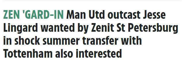 最新买家加入争夺林加德 曝曼联要价3千万英镑