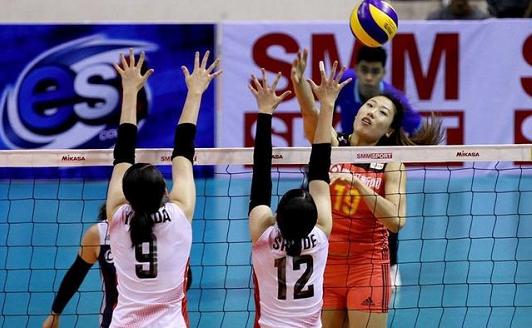 2020女排亚洲杯取消 中国女排争四连冠要再等两年