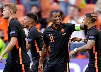 歐洲杯競彩指數:荷蘭望2-1晉級