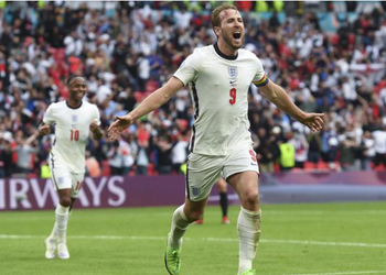 歐洲杯奪冠賠率:英格蘭1賠2.3登頂