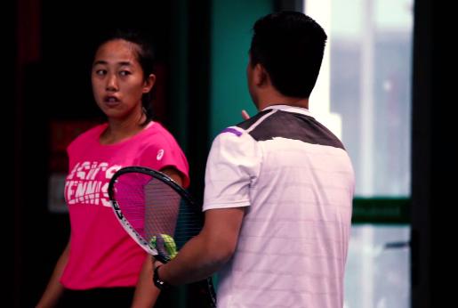 """中国网球备战奥运""""全员双打"""" 张帅取消迪拜赛"""
