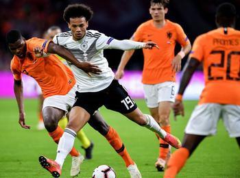 欧预赛实力定位 德国荷兰再度相逢