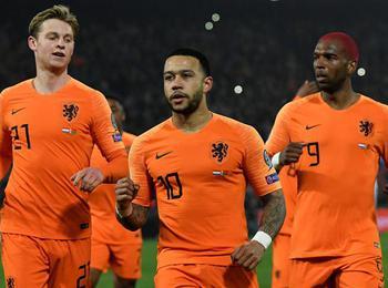 再见红脸!赔率:荷兰压制德国