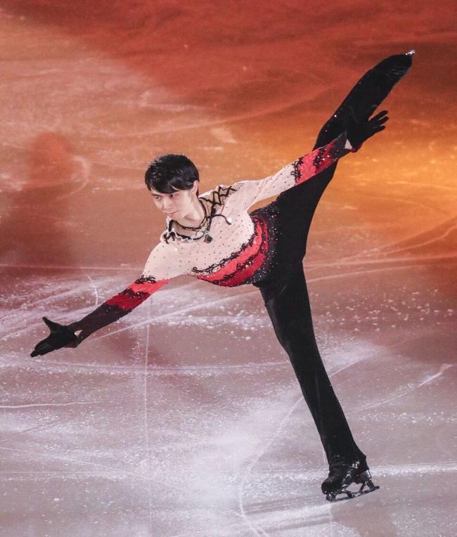 羽生结弦重返冰面 渴望尽快回归花滑赛场