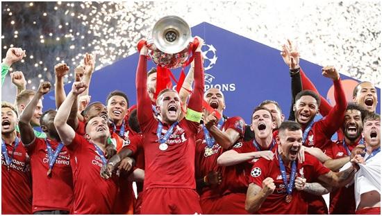 利物浦勇夺欧冠