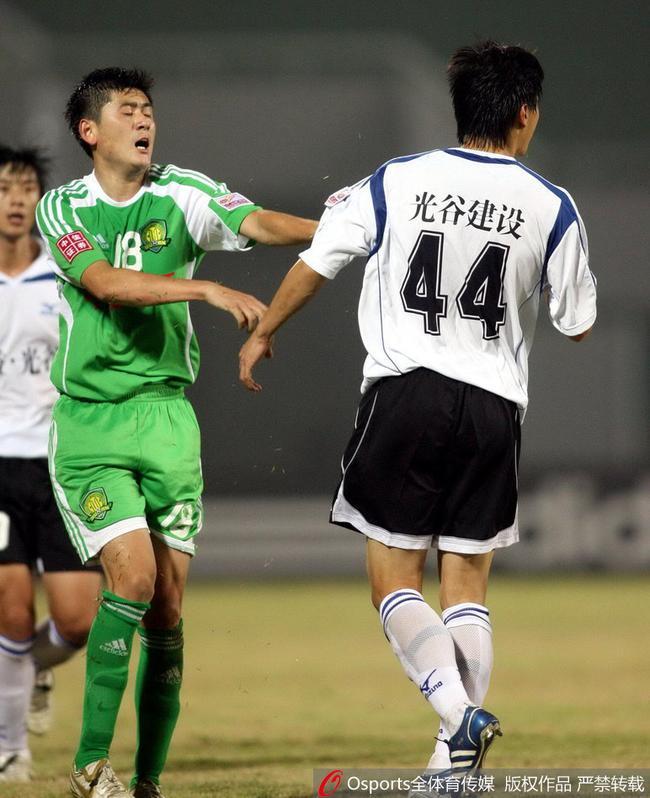 武汉光谷的退赛曾经震惊中国足坛