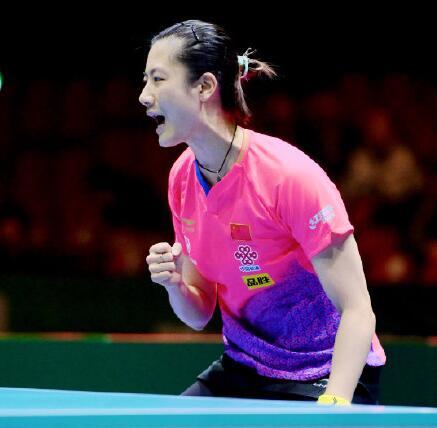 世界杯:中国女团3-0中国台北杀入决赛