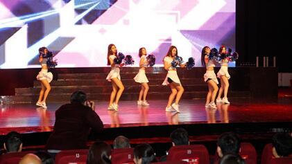 ▲ 全明星赛最让韩国人现时一亮的,莫过于围棋宝贝。