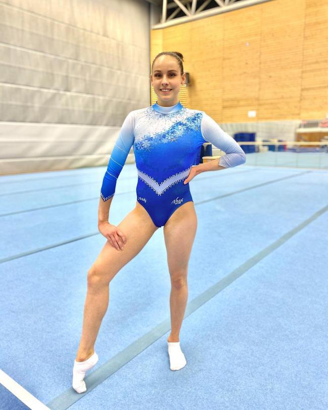 德国体操女队服装革命 不露腿!拒绝成性幻想对象