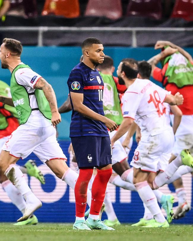 法记:问题不在点球  法国根本不应让瑞士再进比赛