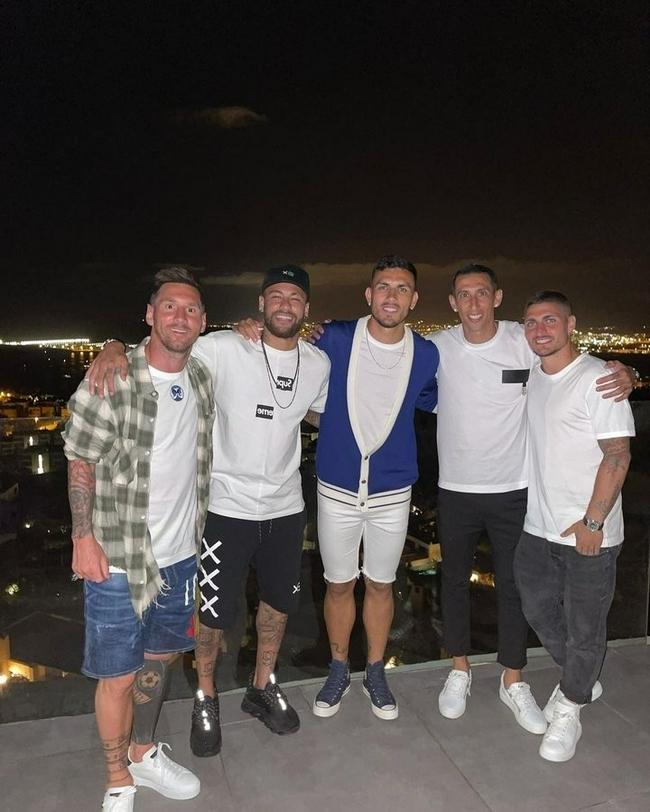 巴黎已有6名南美球员  未来复制巴萨MSN组合?