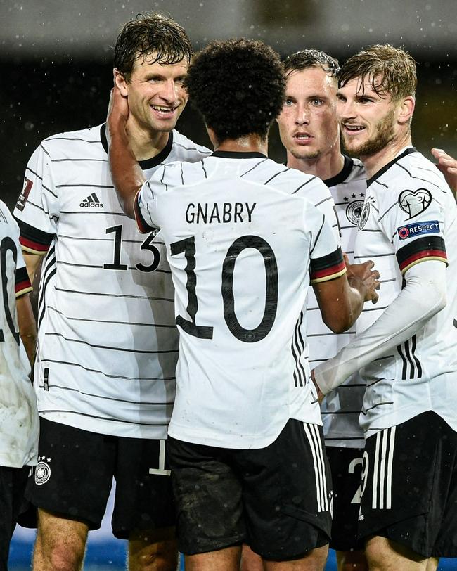 【博狗扑克】德国人来了!世界杯第一支通过预选赛晋级球队产生