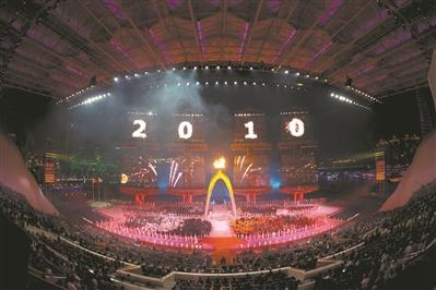 广州亚运会辉煌回顾 中国军团亚运第1000金的辉煌
