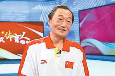 姚滨:国家花样滑冰队前总教练