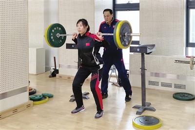 天津女佩邵雅琦潜心备战 奥运延期借机全力提高