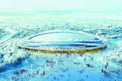 北京冬奥场馆很厉害!