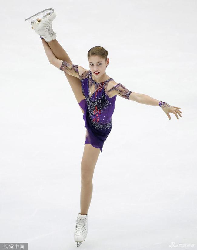 花滑大奖赛6站女单冠军 全被3名俄罗斯小将夺走