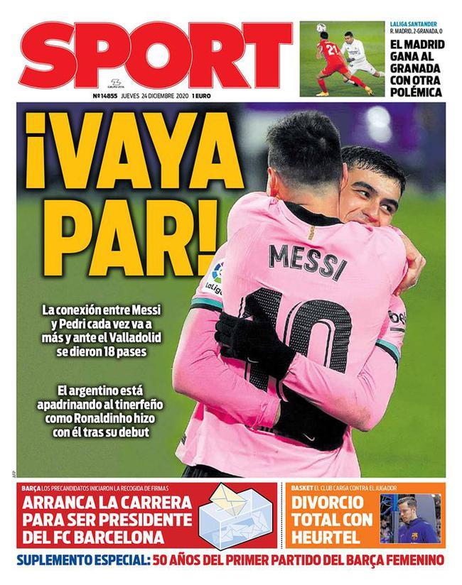 巴萨为梅西找到完美搭档 他可能是梅西留队的关键