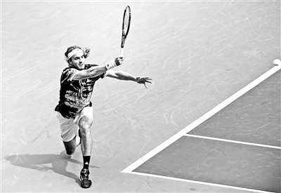 澳网击败费德勒 1998年希腊小将