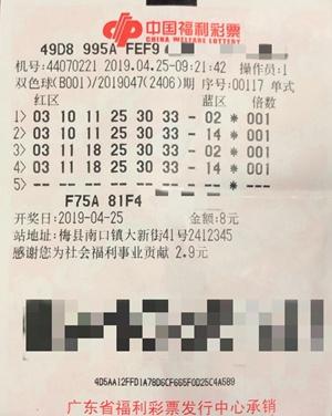 清贫农民8元揽双色球1000万 奖金将为家乡修路