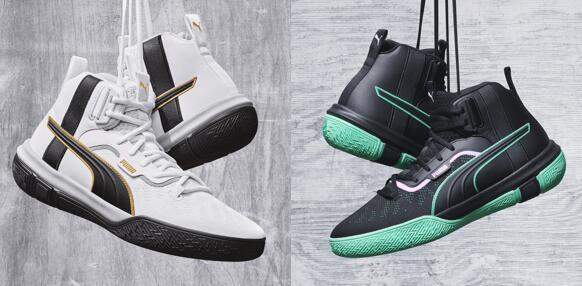 [热点]PUMA发布最新实战篮球鞋款PUMALEGACY