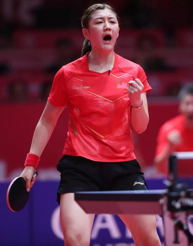 体育乒乓球2019年布达佩斯世乒赛社团2016吉隆坡世乒赛女团毽球球正文v体育计划图片
