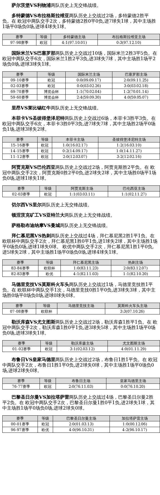 中国足球彩票19172期胜负游戏14场交战记录