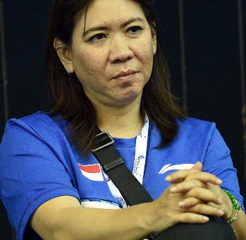 王莲香:印尼目标是重夺汤杯 不能低估任何对手