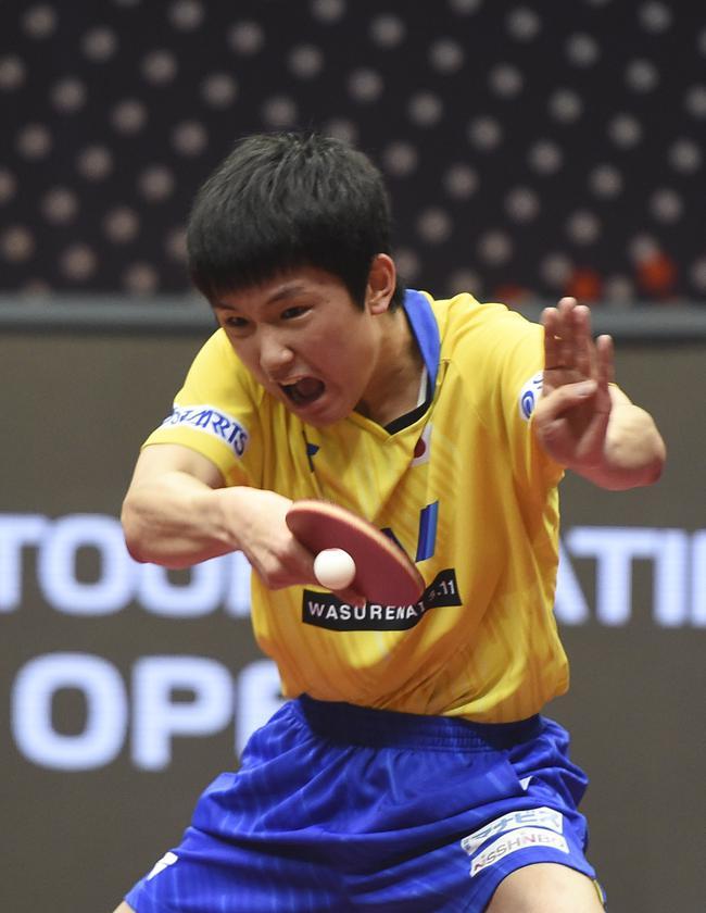 奥运推迟对日本乒球利大于弊 刘