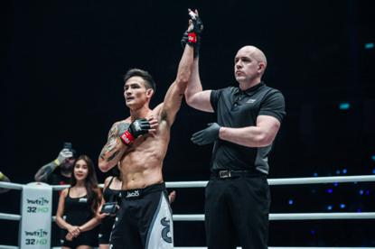 《【高德国际平台安全吗】KO拳王阮-马丁迎硬茬对手 统治地位将被打破?》