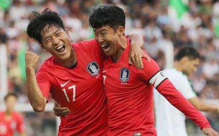韩国取得首胜