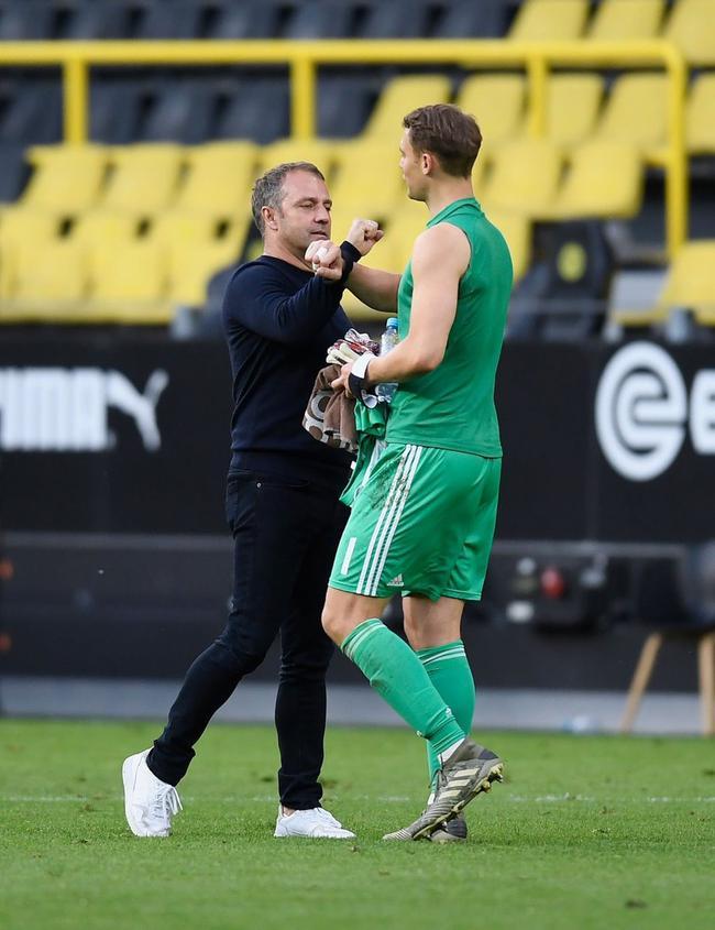 诺伊尔:弗利克离开让人难过 国家队教练不由我定