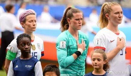 美国女足队长:我不去这FXXK白宫 特朗普小心回怼