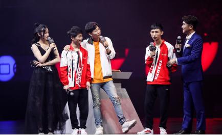 2018年UCL中国大学生电子竞技联赛圆满落幕吴祎昊体育舞蹈图片