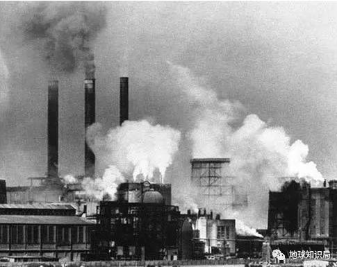 德国鲁尔工业区改造前