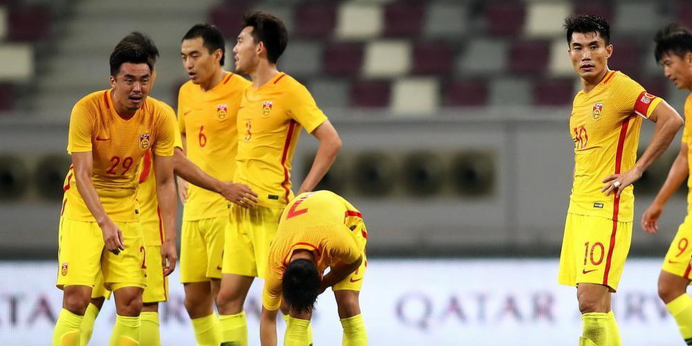 热身-国足刷卡失败!全场下风+两被中框0-1卡塔尔