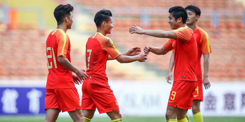 奥预-杨立瑜双响张玉宁2助攻 国奥5-0老挝开门红