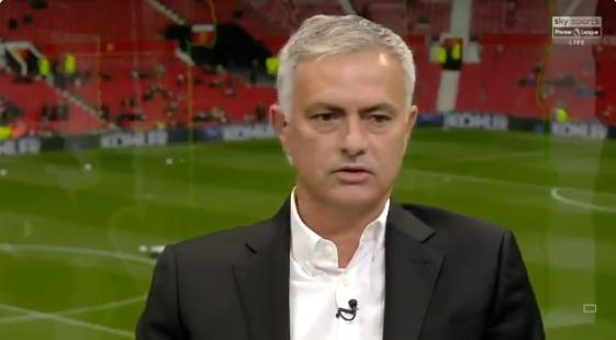 穆帅:所有人都说利物浦能赢 我看曼联能阻击他们