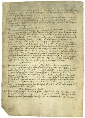 1457年3月6日苏格兰议会决议