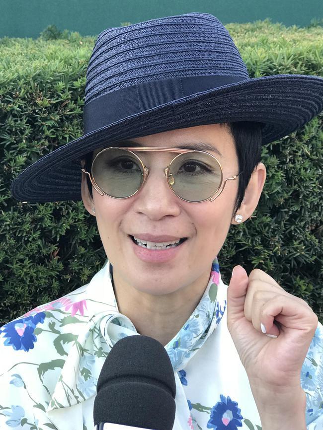 吴君如戏称没资格演李娜传 期待这部女性励志大戏
