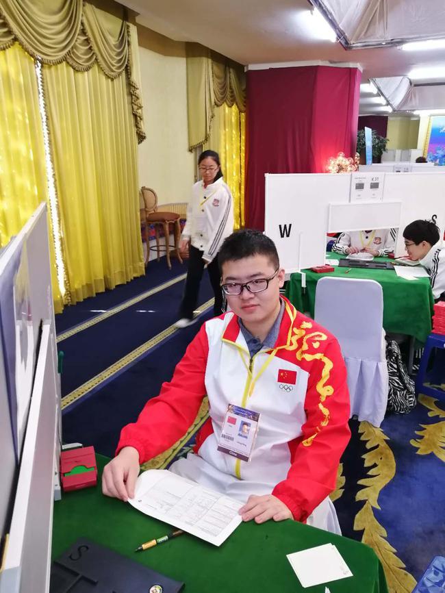亚太青年桥牌赛中国队少年组提前取得世青赛资格