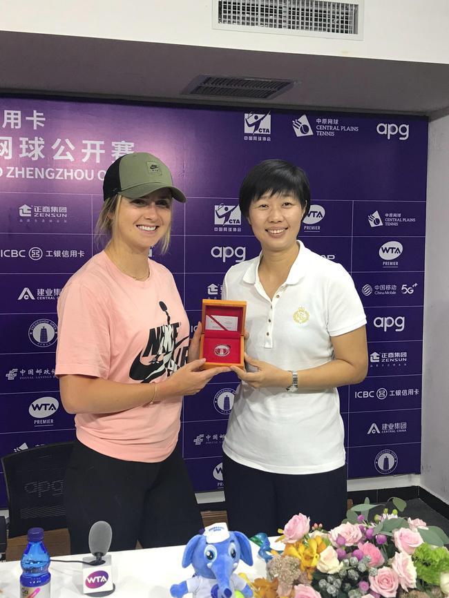 [热文]对话孙甜甜听她聊聊中国网球的过去、现在和未来