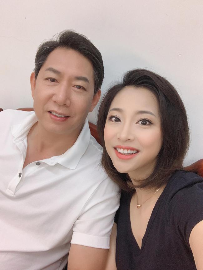 王宝泉和女儿
